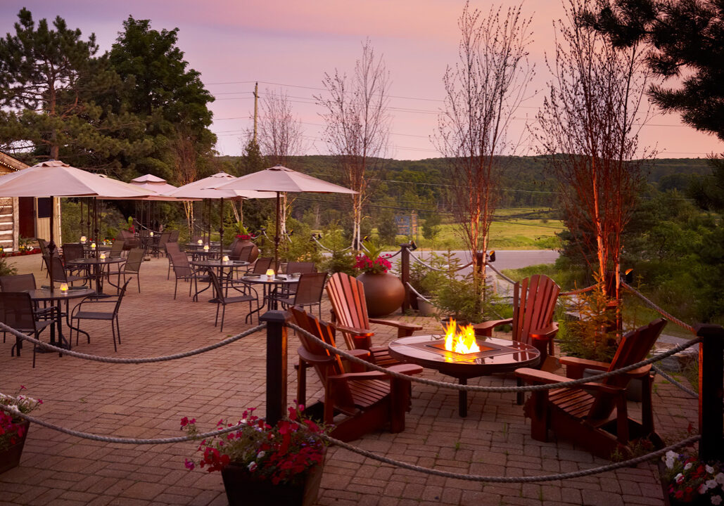 Top Huntsville Restaurants include Antlers at Deerhurst Resort